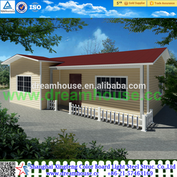 export houses prefabricated homes/casas prefabricadas/cheap prefab house