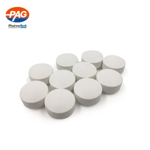 Economic and Reliable 250mg calcium iron zinc chewable tablet 240ml medical bottles 20g hypochlorite machine