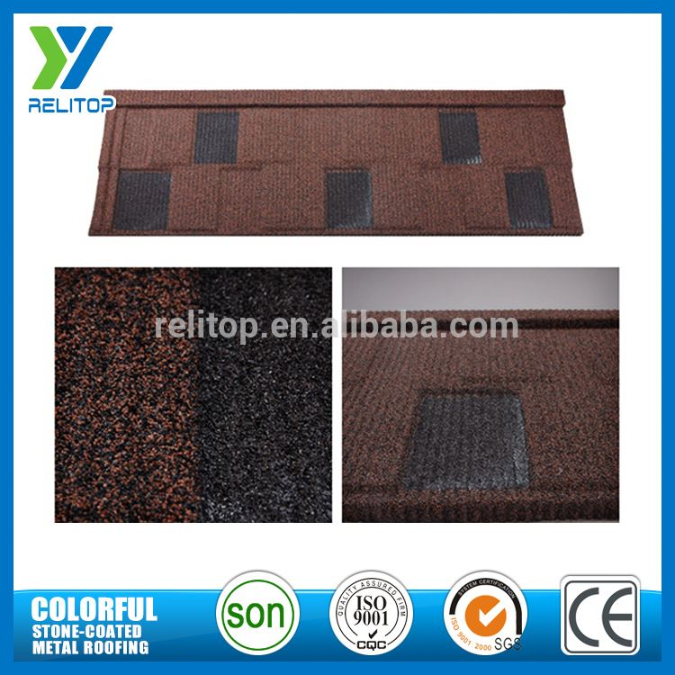 Top Selling Sand Coated Shingles Roofing Materials