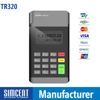 Bluetooth Mini Wireless pos system payment terminal