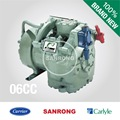 New Carrier Carlyle 06CC 06CC899 06CC899F210 Reciprocating Compressor for R404A 30HP Low Temp Refrigeration