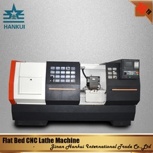 CNC portable lathe machine used in Japan