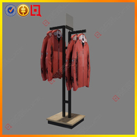 2014 New Design high quality clothes display rack