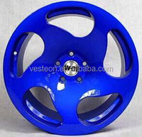 Blue finishing car alloy rims 17 18 19 20 inch for sale