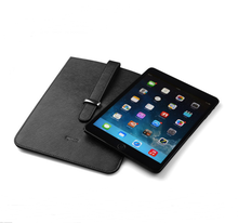 Genuine leather pad protective cover for ipad2 mini ipad air