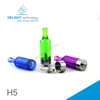 Hot selling Eco electro-coppering 510/ego clearomizer gs h5 VS gs air tank
