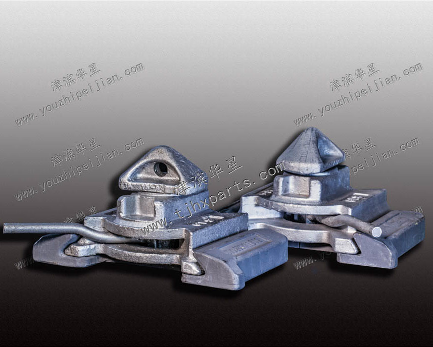 HUAXING high quality Shipping containers lashing Parts bridge locks twist locks with low price