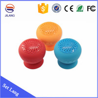 Mini Waterproof Bluetooth Speaker Suction Cup for Iphone