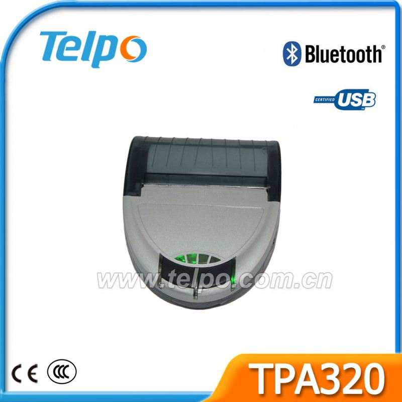 Handy Multifunction 24v DC thermal printer paper size for Office