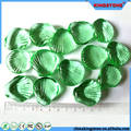Ex-factory price outdoor decoratvie glow in dark glass pebble,garden colored pebble