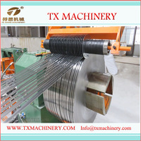 TX850 high production capacity coil slitting machine/slitter machine/ sheet coil slitting line