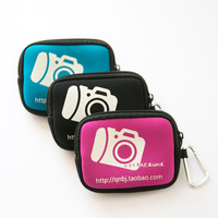 Customized best price neoprene digital camera bag