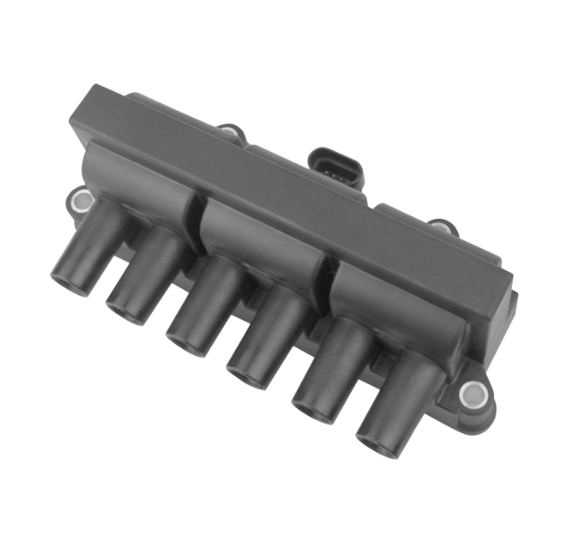 spark coil OEM :6V87QE-37050101B for Faw four pins natural gas <strong>engines</strong>