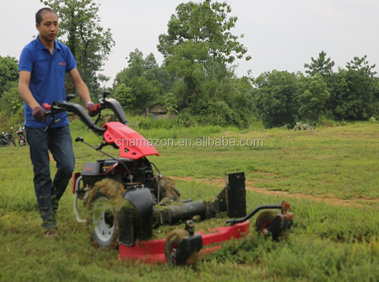 SOLO GERMAN TECHNOLOGY multi-purpose two wheel walking tractor -lawn mower