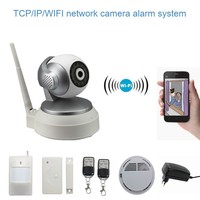 Network Video Recorder Home Electrics IP TCP Cameras LYD-121