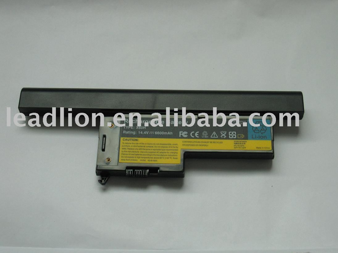 notebook /laptop battery for IBM Thinkpad X60 X60S X61 X61S laptop series
