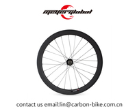 MeyerGlobal 700C carbon road bike clincher wheels disc brakes 60mm , 16 18 20 24 28 32H be customized decal and holes