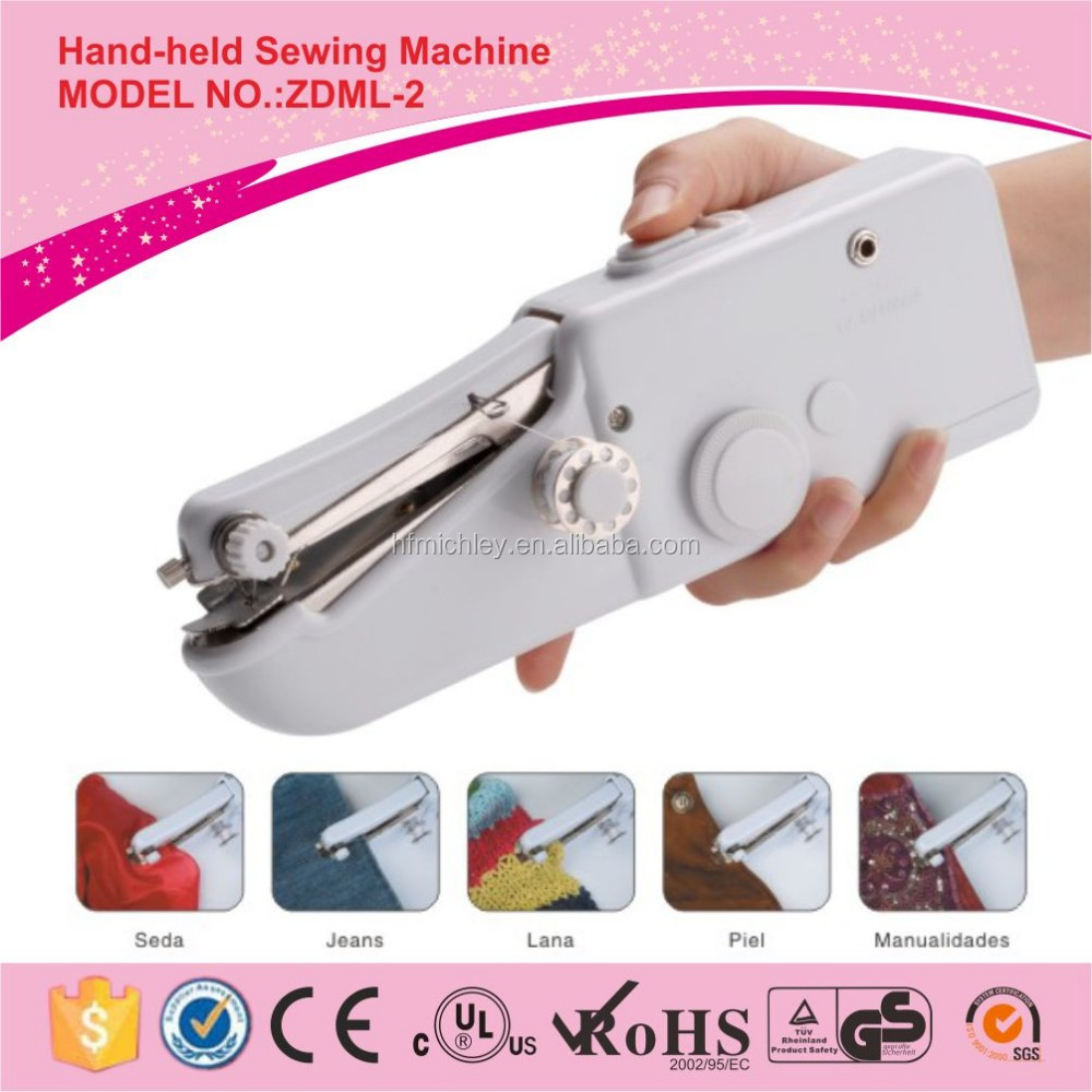 ZDML-2 pocket sewing machine hand stitch manual mini sewing machine