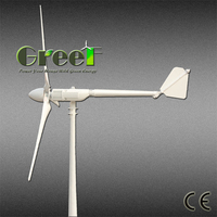 POP! low RPM wind power generator 3kw, mini wind generator popular, low wind speed