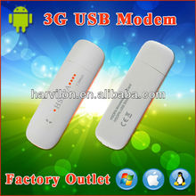 Top MSM7200 HSDPA USB stick modem