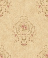elegant italian non woven beautiful flower embossed home decorative 1080p hd wallpaper