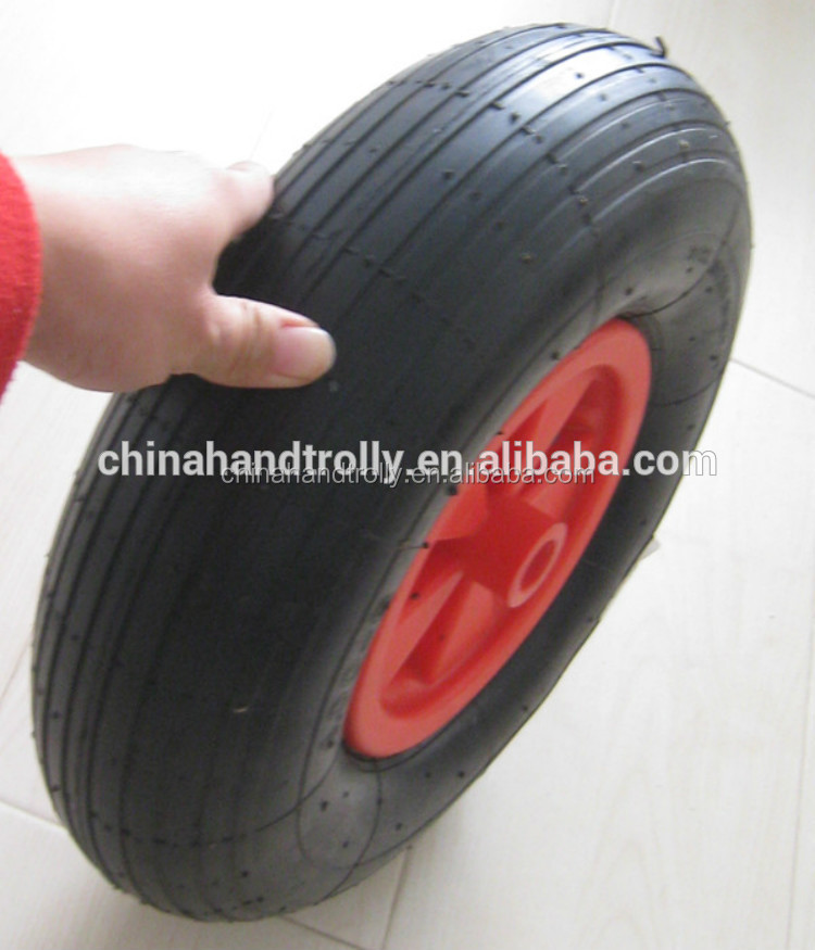 High quality 13 inch pneumatic rubber wheel for wheel barrow