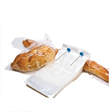 Accept Custom Order bread packaging CPP BOPP plastic wicket bread <strong>bag</strong>