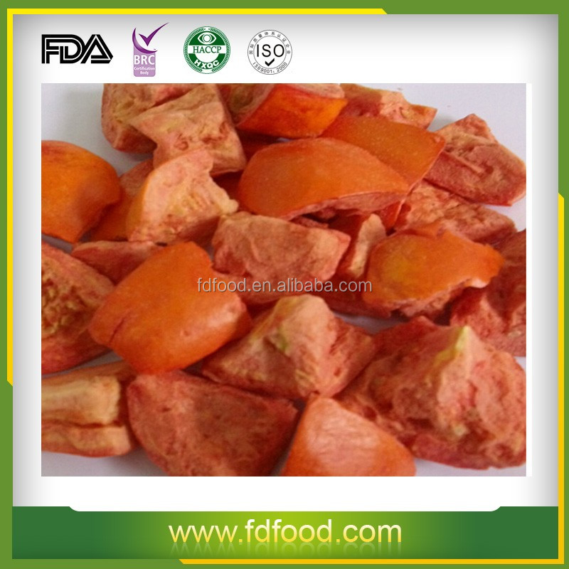 processed vegetables freeze dried tomato