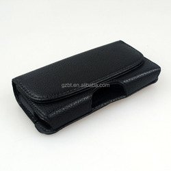 Newarrival PU Leather Case Holster with Belt Clip Hanging on Waist for son Z3 MINI