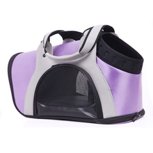 soft-sided Breathable Portable Dog airline pet carrier