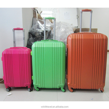 china big wholesale trolley luggage factory