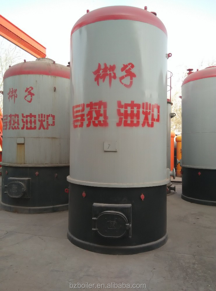 biomass/coal fired thermal oil heating boiler
