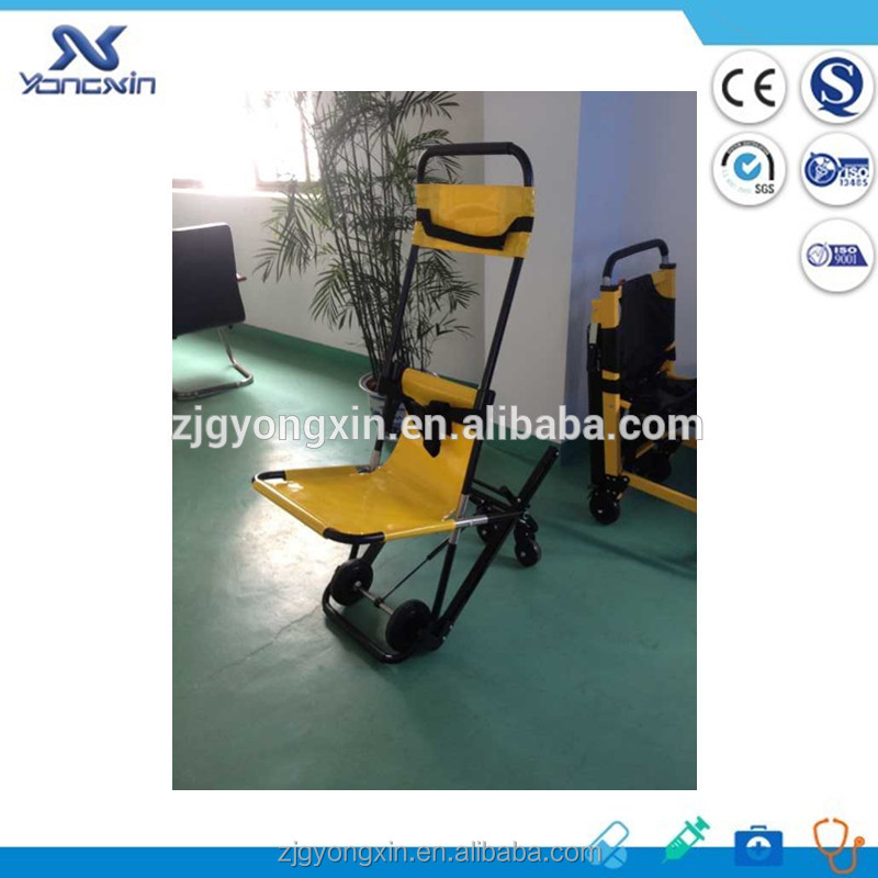 emergency hospital stairway climber stretcher