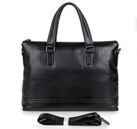 7277A China Supplier Lawyer Genuine Leather Briefcase Attache Case For Men