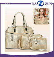 China wholesale Very Hot Selling 3 Pieces In 1 Set Women Set Bags Ladies Handbags And Shoulder Bags And Purse