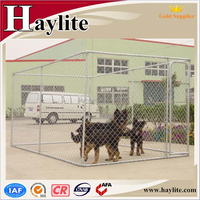 cheap chain link dog kennels for runs