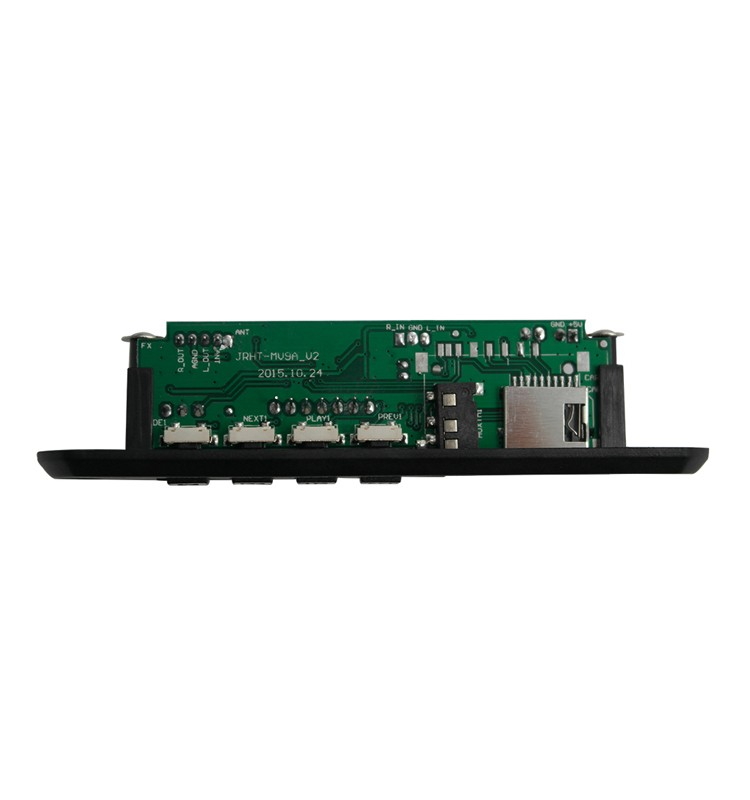 MP3/FM/USB/TF/AUX Audio USB Decoder Mp3 Circuit Module, Digitale Voice Mp3-speler Speaker Radio FM printplaat Voor Auto