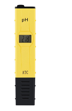laboratory digital portable ph meter