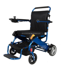 battery operated aluminum folding wheelchair