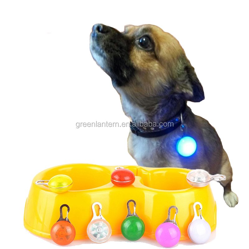 rechargeable Pet Night Safety leash LED Flashlight,Push Button Switch Glow In The Dark Bright Pets Cat Dog Collar Leads Lights