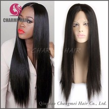 No Shedding Remy Virgin Full Lace 100 % Human Hair Wig Bangkok