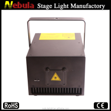 Nebula powerful 4W RGB laser light for big wonderful show