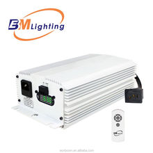 2018 good quality cmh 630w hps 1000w de ballast with reflector grow light kit
