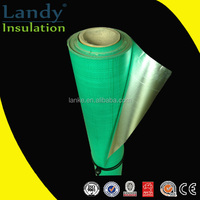 reflective aluminum fiberglass foil thermal insulation for roof coating