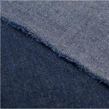 Super Stretch garment washed cotton poly lycra knitted denim jean fabric
