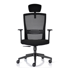 China manufacturer Low Price high back executive office chair