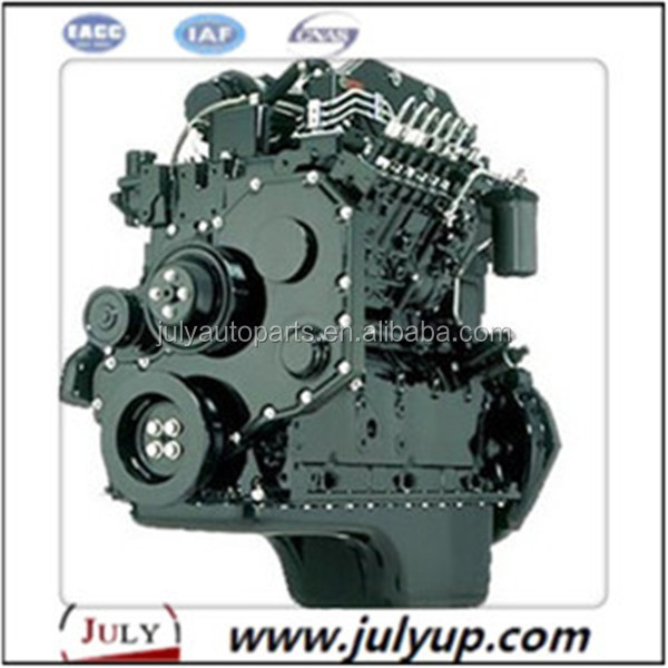 1000010-E2767 Dongfeng truck inline 6 complete diesel engine 6CT for Cummins