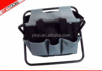 Camping chair tool bag