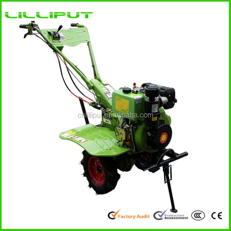 Price Of New Heavy Duty China Small Farm Equipment With KAMA Engine