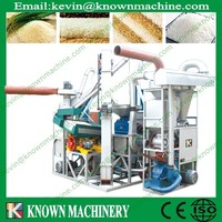The high quality of 26 ton per day automatic complete rice mill machine / complete rice milling machine